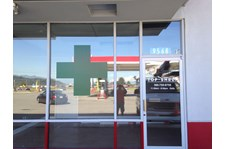 - Custom Graphics - Window Graphics - The Top Shelf - Burlington, WA