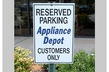 - Image360-Tucker-GA-Parking-Sign-Retail-Appliance Depot